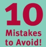 10 mistakes