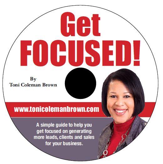 Get Focused CD